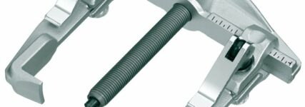 Sauber auf Zug: Gedore-Abzieher für verschiedenste Anwendungen