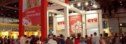 Die GTÜ präsentiert auf der IAA eine breite Dienstleistungspalette