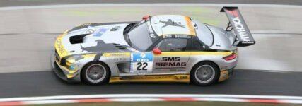 24h-Rennen: Fuchs-Schmierstoffe unterstützte Black-Falcon