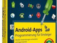 Wie Einsteiger einfach Android-Apps programmieren können