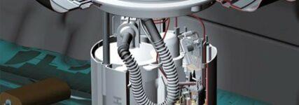 Bosch hat seit 1997 100 Millionen Benzinpumpen gefertigt