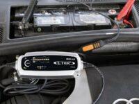 Neues Fünf-Ampère-Hochfrequenzladegerät von CTEK