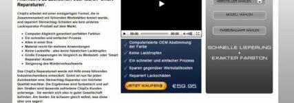 'ChipEx' startet deutsche Webseite