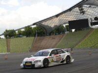 Audi ist bereit für die DTM-Premiere in München