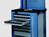 Gedore: Werkzeugwagen mit RFID-Technologie