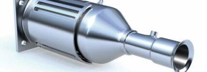 Homologierte Ersatz-Dieselpartikelfilter