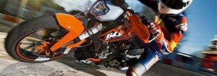 KTM setzt auf Bosch-Einspritztechnik