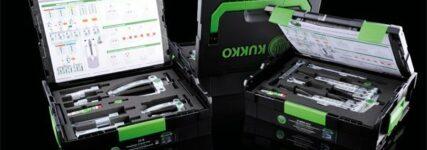 Kukko-Werkzeuge im L-Boxx-System transportieren