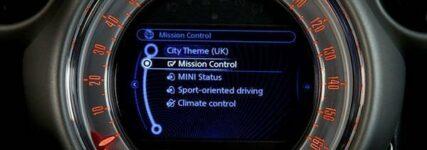 Neue Funktionen für Mini Connected App