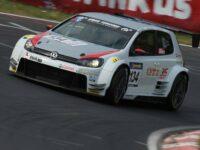 Nürburgring: Volkswagen Golf24 startet beim 24h-Rennen auf Dunlops