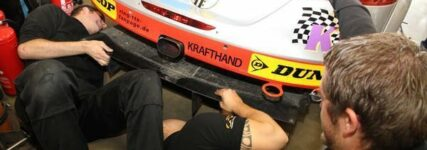 Raeder-Motorsport: Gesamtplatz 24 für Wolfgang Haugg beim 24h-Rennen