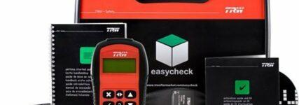 TRW: Tester 'Easycheck' um Motormanagement-Funktion erweitert