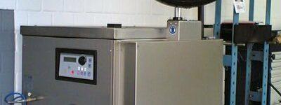 Tiresonic liefert mit der 'RW-200 Oeko' eine neue Ultraschall-Radwaschmaschine