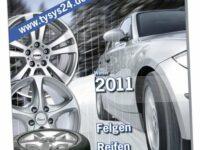 TYSYS mit neuem Katalog für Reifen, Felgen, Kompletträder