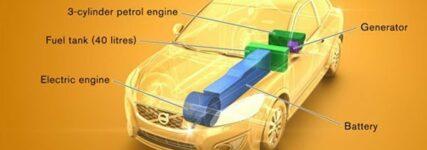 Volvo entwickelt Range-Extender für Elektrofahrzeuge