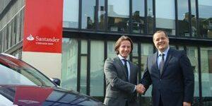 Volvo und Santander ab 2012 Partner bei Finanzdienstleistungen