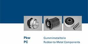 Neuer Katalog für Lemförder-Gummimetallteile