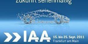 IAA 2011 mit höherer Ausstellerzahl