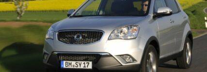 Italienisches Design, österreichischer Motor, südkoreanische Herkunft – der neue Ssangyong Korando