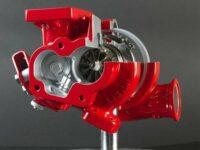 Kleinere Turbolader sollen leichte Nutzfahrzeuge auf Trab bringen
