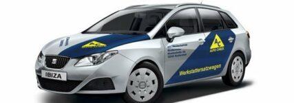 ATR Service GmbH startet Ersatzwagen-Aktion