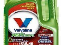 Motoröl 'Nextgen' von Valvoline zu 50 Prozent aus recyceltem Öl