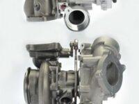 Borg-Warner kombiniert zweistufige Aufladung mit variabler Turbinengeometrie