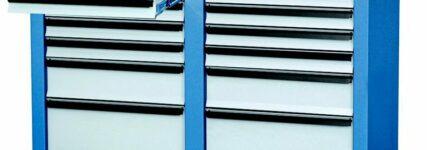 Extrabreit: Neue Werkbank von Gedore