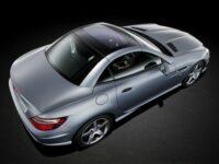 Dach des Mercedes SLK nun mit Variante aus Polycarbonat von Webasto