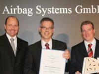 TRW Airbag Systems mit Ludwig-Erhard-Preis ausgezeichnet