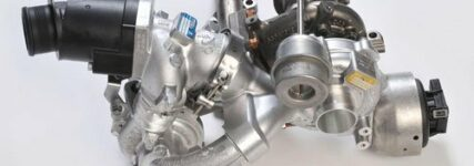 Turboladertechnologie für leistungsstarke Dieselmotoren von Volkswagen