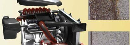 Werkstoff für moderne Motorenkonzepte