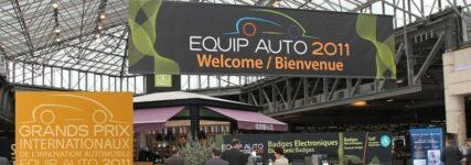 Equip Auto 2011: Die Gewinner des 'Grands Prix' stehen fest.