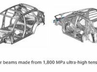 Weniger Sprit und Emissionen bei Mazda durch Reduktion des Fahrzeuggewichts