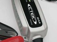 Neues Hochfrequenzladegerät von CTEK