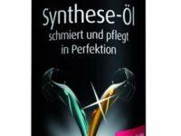 Syntheseöl mit Spezialsilikon von Caramba
