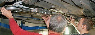 330 Euro Zuschuss für Nachrüstung Dieselpartikelfilter ab 2012
