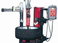 Haweka präsentiert Reifenmontiermaschine 'Raptor'