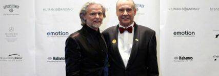 Liqui Moly: Ernst Prost als 'Markenpersönlichkeit' ausgezeichnet