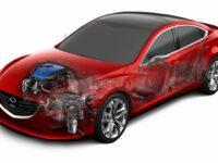 Neues regeneratives Bremssystem von Mazda auf Kondensator-Basis