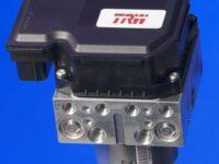 Bremsensteuergerät mit integrierter Inertialsensoreinheit