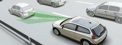 Neues Sicherheitssystem von Volvo vermeidet Kollisionen