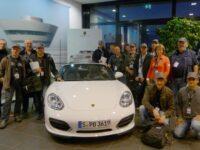 Mit ZF Services beim Sicherheitstraining von Porsche