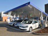 TÜV Nord nahm bundesweit erste 'e-Station' in Betrieb