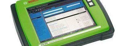 Mobiler Steuergeräte-Diagnosetester