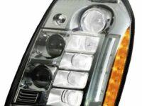 LED-Licht im neuen Cadillac