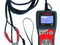 Neues Testequipment von Launch: Batterietester und Kabelprüfsatz