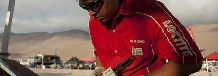 Henkel ist erneut offizieller Premium-Ausrüster der Rallye-Dakar