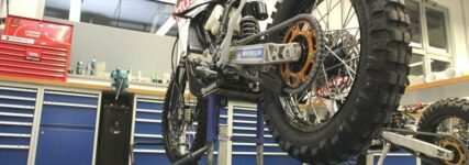 Team/Bike-Präsentation: Husqvarna Rallye Team by Speedbrain ist 'ready to race'