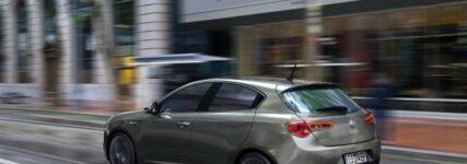 Maserati setzt Alfa Romeo Giulietta als Ersatzwagen für Werkstattkunden ein